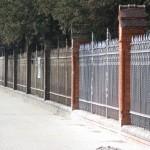 Konserwacja Ogrodzenia Cmentarza Centralnego w Szczecinie