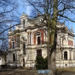 Projekt Konserwacji Willi Lentza w Szczecinie