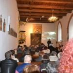 Wnętrze kościoła w Żabowie po konserwacji