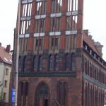 Stary ratusz w Szczecinie