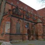 Kościół w Kamieniu Pomorskim