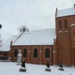 Kościół w Karlinie po renowacji
