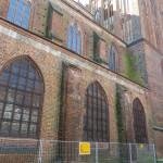 Kościół Królowej Świata w Stargardzie przed renowacji