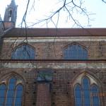 Kościół Królowej Świata w Stargardzie przed renowacją