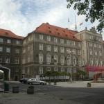 Urząd Miasta w Szczecinie przed renowacją